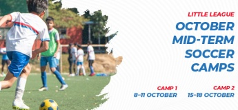 October Mid-Term Soccer Camps