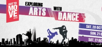 Exploring Arts with Dance@SAFRA Toa Payoh