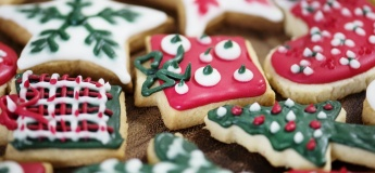 Christmas Cookie Decoration 2018