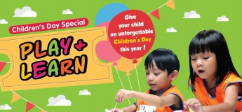 Children's Day Special – Play & Learn Activities