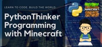 Post-PSLE Coding Camp (Python + Minecraft)