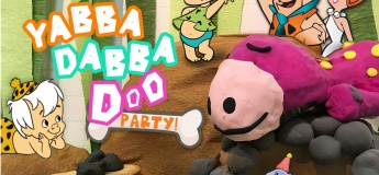 Yabba Dabba Doo! Baking + Craft Party