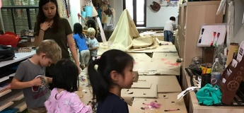 Holiday Camp: aMAZEing sculptures (Juniors)