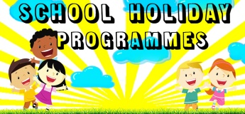 Nov - Dec School Holiday Programmes