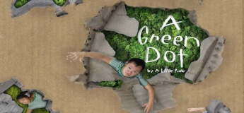 A Green Dot by A Little RAW