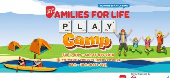Families for Life PLAY Camp 2018