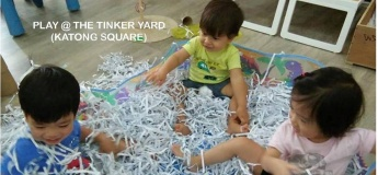 The Tinker Yard Trial Session