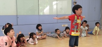 """Grow with Nature"" Drama Series: The Grouchy Ladybug by Eric Carle (A Drama Workshop)"