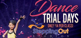 Dance Trial Days @ Stepping Out Studios