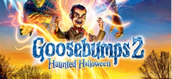 Goosebumps 2: Haunted Halloween at Shaw Theatres Waterway Point
