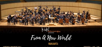 From a New World - kids' philharmonic@sg Annual Concert