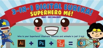 School Holiday Special: 3in1 Digital Eureka