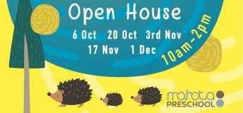 Mahota Preschool Open House 2018