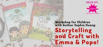 Workshop for Children: Storytelling & Craft