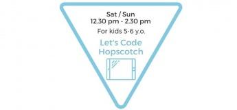 Let's Code Hopscotch - Term 1