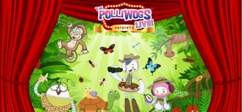 The Polliwogs LIVE - Forest Trail Explorer Show@Eastpoint Mall