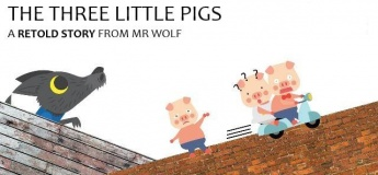 The Three Little Pigs Immersive Story Telling