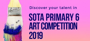 SOTA Primary 6 Art Competition