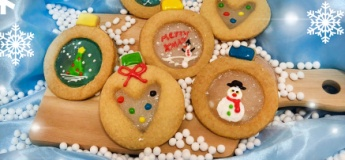 Stain Glass Cookies