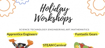 Holiday Workshops with STEAM Engine by Duck Learning
