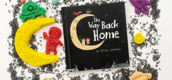 """November Storytime at The Playfair - 'Way Back Home"""" by Oliver Jeffers"""