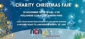 NCA Charity Christmas fair