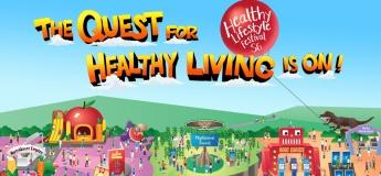 Healthy Lifestyle Festival SG: Singapore Sports Hub Grand Finale
