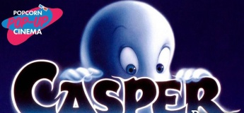 Popcorn Pop-Up Cinema For Kids: Casper