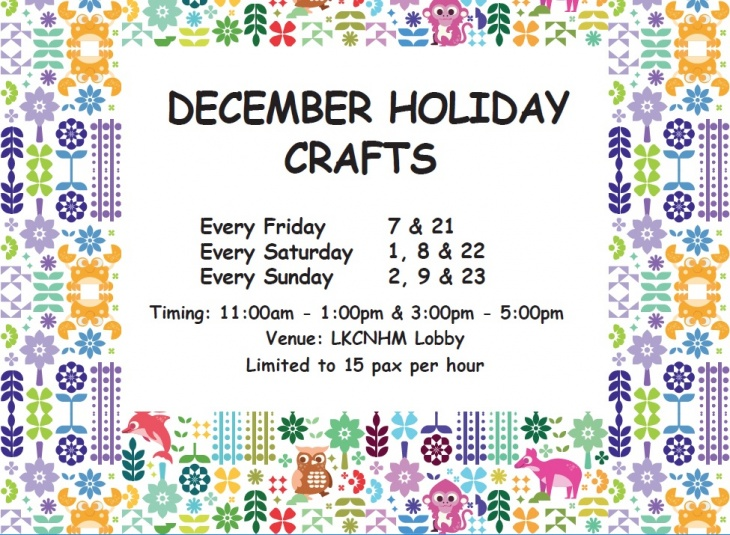 December Holiday Crafts