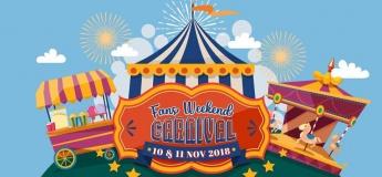 Waterway Point's Fans Weekend Carnival