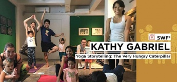 Yoga Storytelling: The Very Hungry Caterpillar