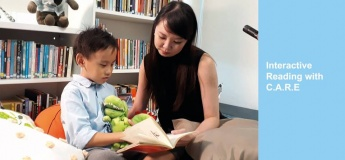 Interactive Reading with Care - Workshop