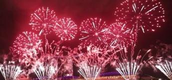 Marina Bay Singapore Countdown 2019