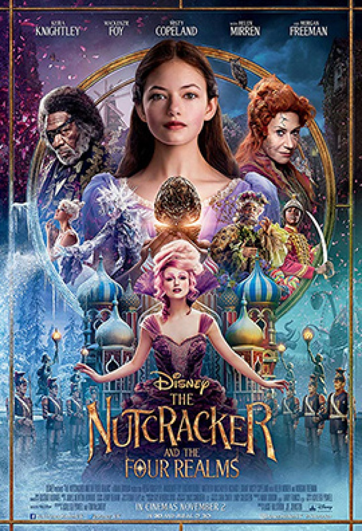 Disney's The Nutcracker And The Four Realms@Shaw Theatres Balestier