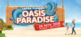 Have an Ultimate Family Fun Time @ SAFRA Punggol Oasis Paradise