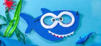 1-Day Workshop: Shark & Sensations (for younger learners)