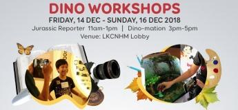 Dino Workshops