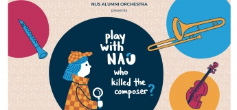 Play With NAO: Who Killed the Composer