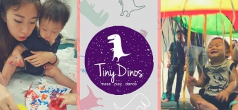 TinyDinos Playgroup for 6-24months!