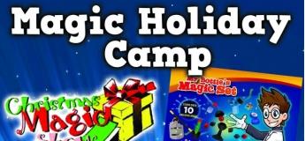 Holiday Magic Camp