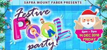 Festive Pool Party