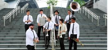 Christmas Brass Band Performance
