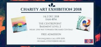 KDF Charity Art Exhibition