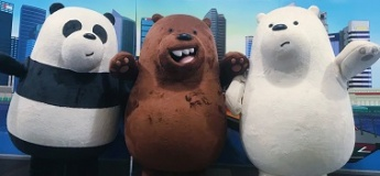 Meet-and-Greet We Bare Bears@Malls