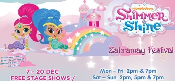 Shimmer & Shine Stage Shows/ Meet & Greet