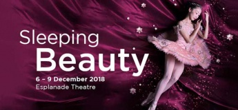 Sleeping Beauty Presented by Singapore Dance Theatre
