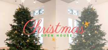 Christmas Open House at SAM