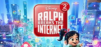 Disney's Ralph Breaks The Internet: Wreck-It Ralph 2@Shaw Theatres Balestier