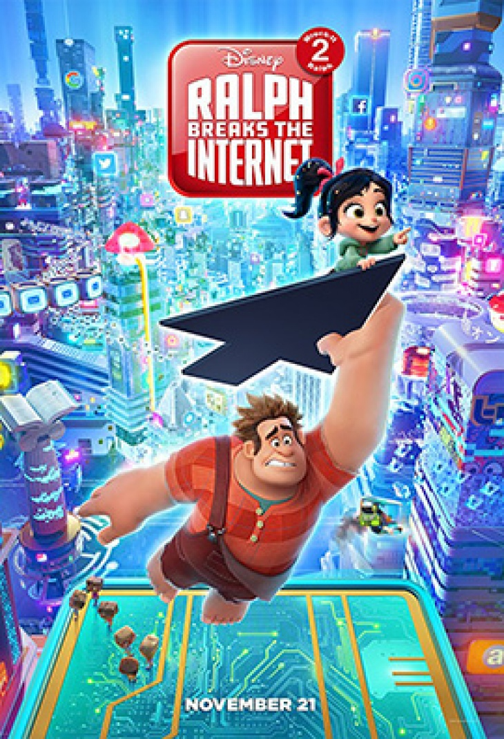 Disney's Ralph Breaks The Internet: Wreck-It Ralph 2@Shaw Theatres Waterway Point
