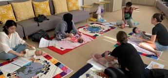 Mums and Babies Massage Class